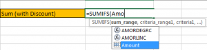 How to Sum by Formula If Cells Are Not Blank in Criteria5