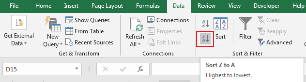 How to Sum the Largest N Values in Excel 2