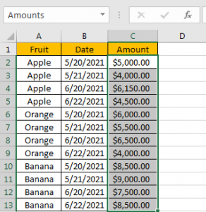 How to Calculate Average by Month 4