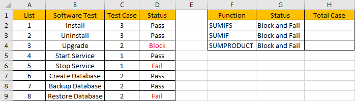 How to Sum if Equal to X or Y 1