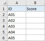 VLOOKUP - Retrieve Data from Another Worksheet 2