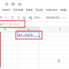 Google sheets join function